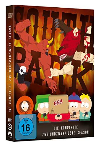 South Park: Die komplette zweiundzwanzigste Season [2 DVDs]