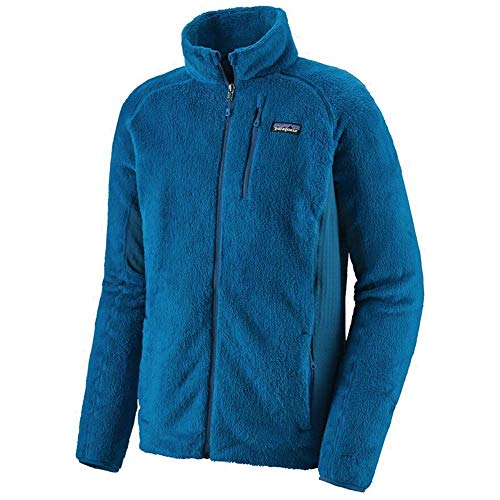 PATAGONIA M's R2 Jkt Giacca da uomo, Uomo, giacca, 25139_S, Blu (Andes Blue), S