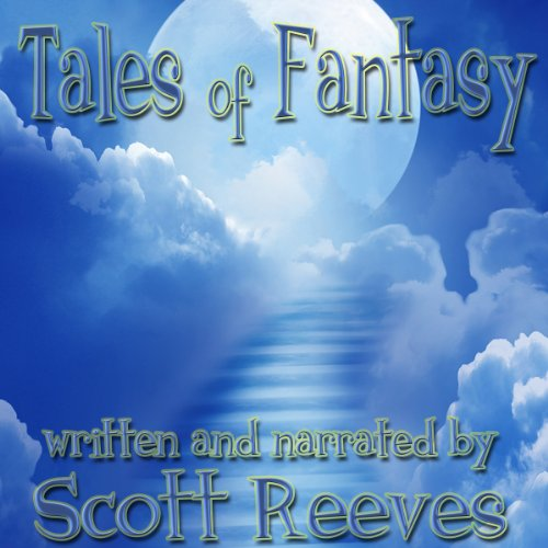 Tales of Fantasy audiobook cover art