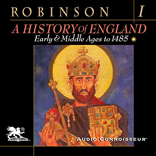 A History of England, Volume 1: Early and Middle Ages to 1485 audiobook cover art