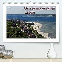 Ostsee Impressionen Laboe (Premium, hochwertiger DIN A2 Wandkalender 2022, Kunstdruck in Hochglanz): Laboe, ein Staedtchen in der Naehe von Kiel, das seit Jahren wieder neu entdeckt wird (Monatskalender, 14 Seiten )