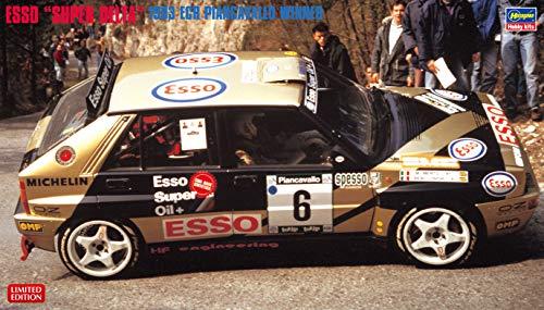 Hasegawa 020402 1/24 Lanica Delta, 1993 ECR Piancavallo