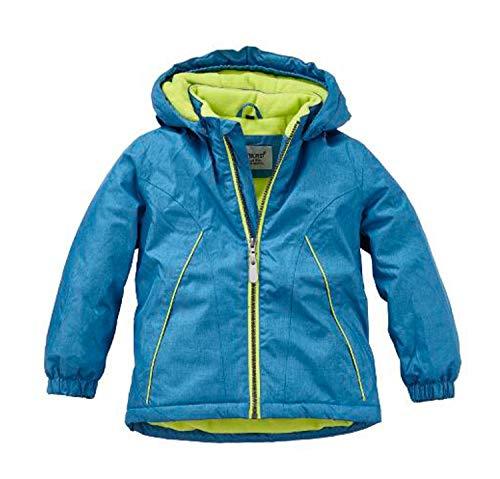 Outburst - Jungen Jacke Anorak Winterjacke Kapuzenjacke mit Fleece, blau - 6821103, Größe 98