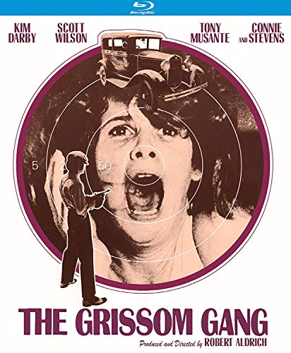The Grissom Gang Blu-ray