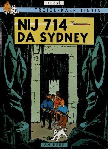 Tintin nij 714 da Sydney