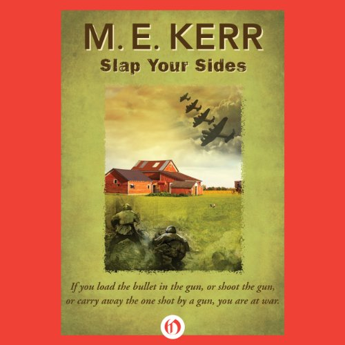 Slap Your Sides audiobook cover art