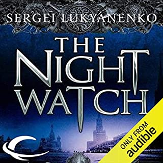 The Night Watch     Watch, Book 1              By:                                                                                                                                 Sergei Lukyanenko                               Narrated by:                                                                                                                                 Paul Michael                      Length: 14 hrs and 45 mins     314 ratings     Overall 4.1