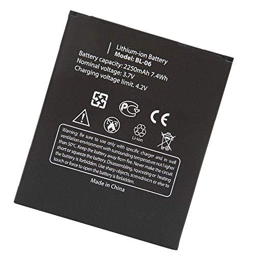 Backupower Ersatz Akku Interne Battery Batterie Kompatibel mit THL T6S, T6pro, T6 C T6 T6C T6S (3G) 5