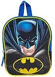 Batman Toddler Backpack Book Bag Mini 10'