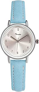 Women Easy Reader Watch, Small Simple Dress Watch for...