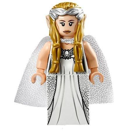 LEGO® DER HOBBIT Minifigur Elf Galadriel NEU