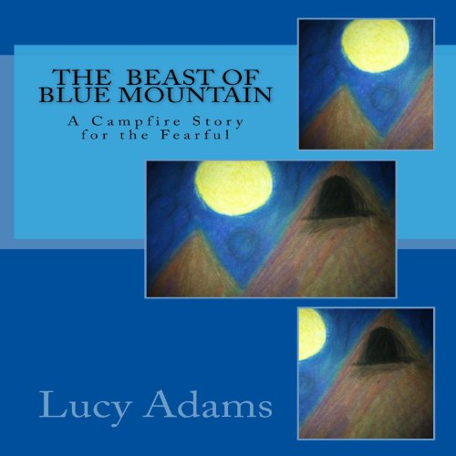 The Beast of Blue Mountain audiobook cover art