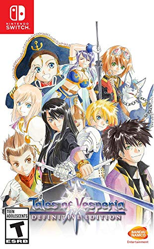 [Amazon/US] Tales of Vesperia - Definitive Edition $31.98 (36% off MSRP)