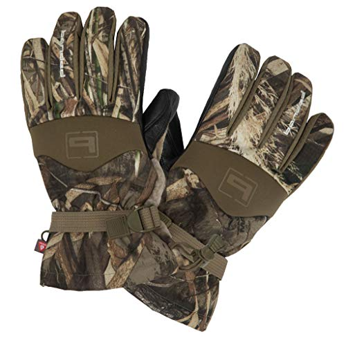 Banded Gear Calefaction Elite Insulated Gloves - Realtree Max-5 Camo (Medium)