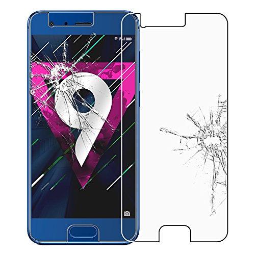 ebestStar - Cristal Templado Compatible con Huawei Honor 9 Protector de Pantalla,...