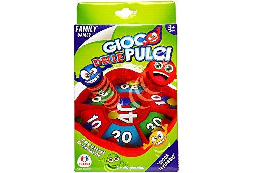 Globo Toys Globo - Gioco per Tutta la Famiglia, da Viaggio 33005 Tiddly Winks