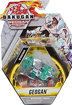 Bakugan Geogan Rising 2021 Haos Arachnia Geogan Collectible Action Figure and Trading Cards
