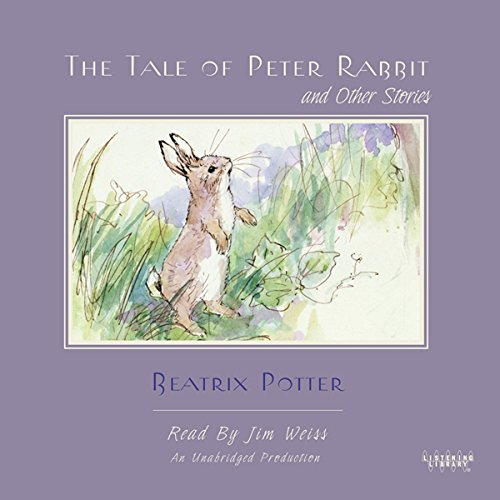 The Tale of Peter Rabbit and Other Stories audiobook cover art