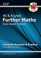 AS & A-Level Further Maths for Edexcel: Complete Revision & Practice with Online Edition