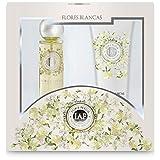 Estuche iap PHARMA PARFUMS - Perfume Pure Fleur 150 ml y Body Milk Flores Blancas 230 ml