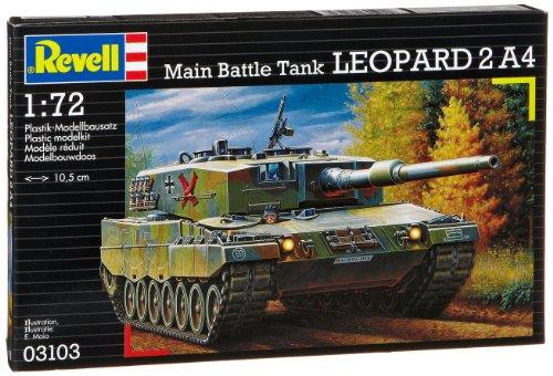 Revell - Maquette - Leopard 2A4 - Echelle 1:72