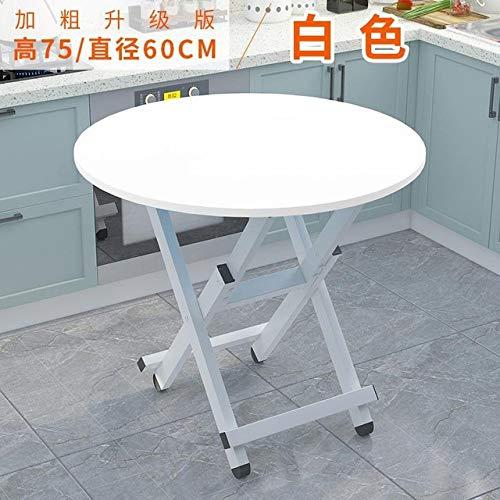 Eettafel LKU Klaptafel eenvoudige tafel te huur huishouden eenvoudig klein huishouden verhuur vierkante tafel ronde tafel, zelfde als foto 18