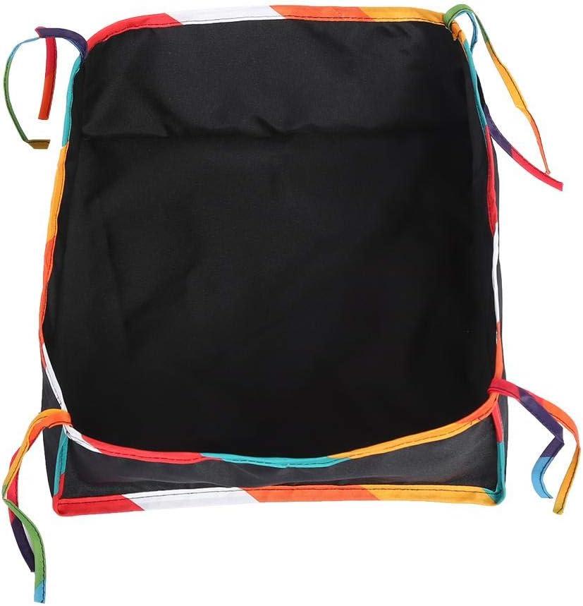 Biitfuu 1Pc Baby Stroller Basket Baby Pushchair Pram Bottom Basket Shopping Storage Case Organizer Bag