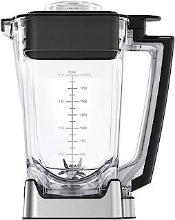 homgeek Jarra Tritan sin BPA, Adecuada para el Modelo Blender NY-8188MJB