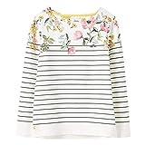 Joules Camiseta de punto con estampado de puerto para mujer