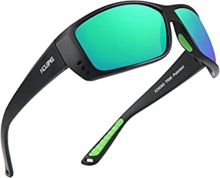 TR90 Sunglasses Men Polarized and 100% UV Protection...