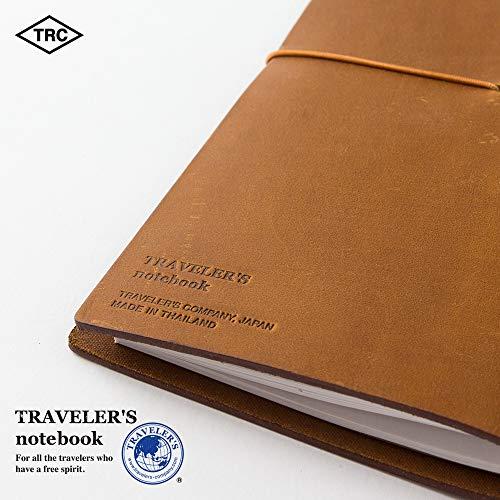 Traveler's notebook camel [15193006] Photo #8
