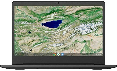 LENOVO IdeaPad S340 14' Intel Celeron Chromebook - 64 GB eMMC, Black