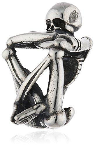 Trollbeads Silber Bead Skelett