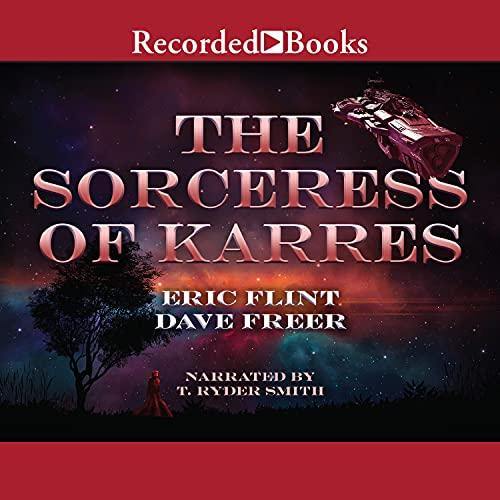 The Sorceress of Karres cover art