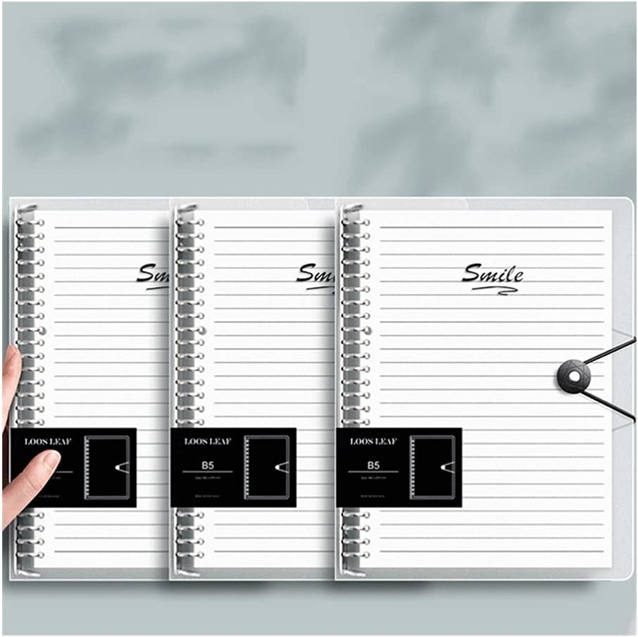 College Ruled Spiral Notebook A5 3packs Sales results No. 1 8.4x10.8 Lined Travel Milwaukee Mall W