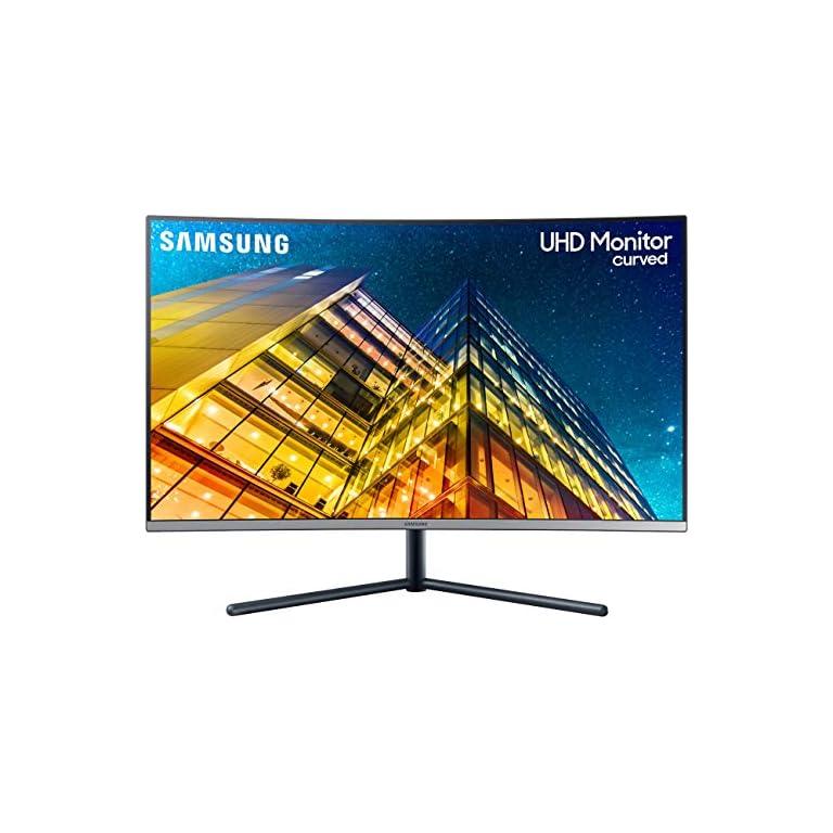 Samsung U32R594CWU écran plat de PC 80 cm (31.5