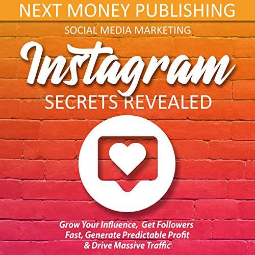 Instagram Secrets Revealed audiobook cover art