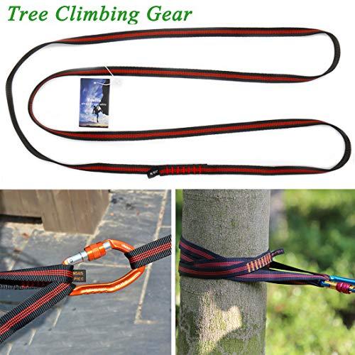2Pcs Black Nylon Self-lock Rope Cord Tensioner Runner for Kayak accessories BSC