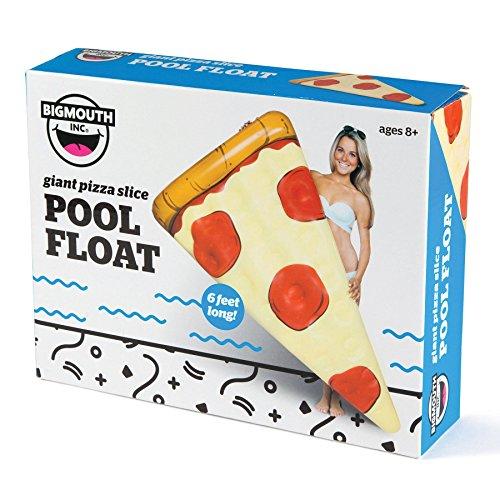 Big mouth - Flotador Hinchable Gigante BigMouth Pizza