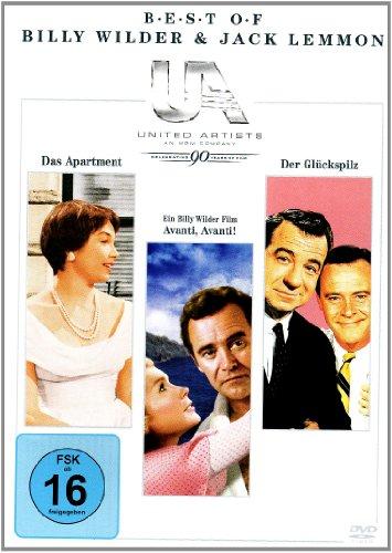 Billy Wilder/Jack Lemmon Box [3 DVDs]
