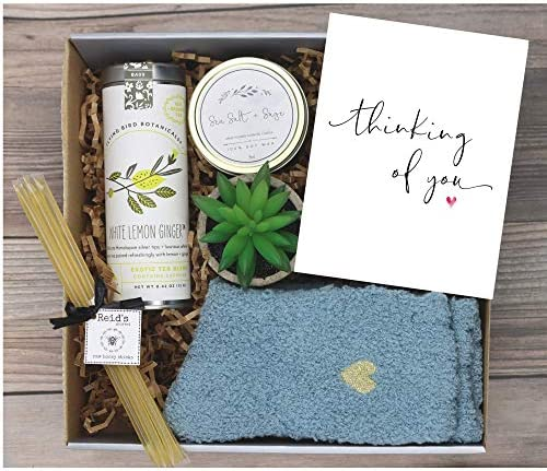 UnboxMe Care Package For Women Feel Better Soon Get Well Soon Gift Stress Relief Gift Self Care product image