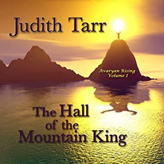 The Hall of the Mountain King audiobook cover art