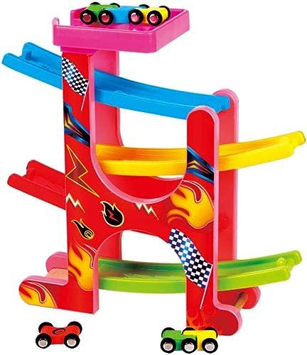 Mercancía de alta calidad y servicio conveniente y honesto. LINGLING-Pista Niño Juguete Juguete Juguete Glide Road Car Puzzle Game Competition Niño (Color   S)  buena reputación