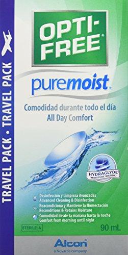 Alcon Opti- Free PureMoist Einzelflasche 90ml, 1er Pack (1 x 90ml)