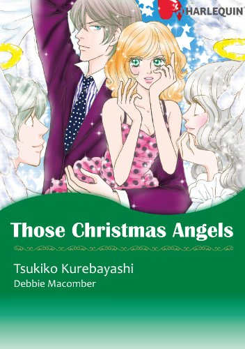 Those Christmas Angels: Harlequin comics (English Edition)