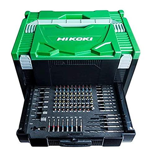HIKOKI 40030037 Hit System Case mit 100...