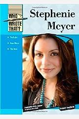 Stephenie Meyer (Who Wrote That?) (English Edition) Formato Kindle