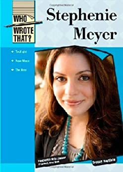 Stephenie Meyer (Who Wrote That?) by [Tracey Baptiste, Kyle Zimmer]