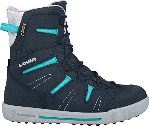 Lowa Lowa Kinder Schnuerstiefel Lilly II GTX Mid Stiefel Kinder Outdoorschuhe blau 350131-6906 blau 306640