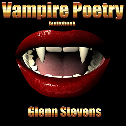 Vampire Poetry audiobook cover art